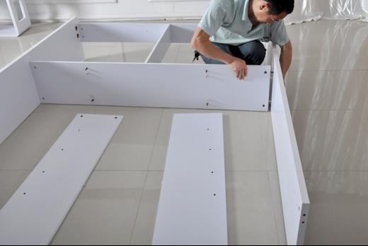 板式高箱床身安装详细图解