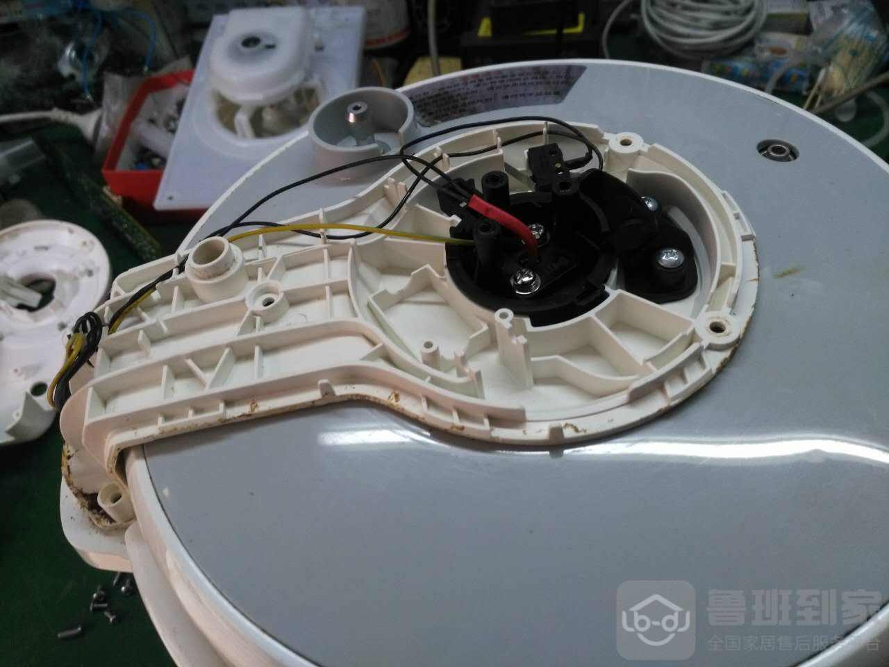 电压力锅故障维修,电压力锅维修方法