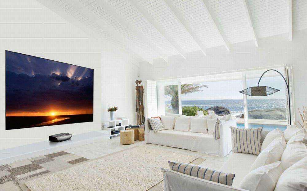 液晶电视安装位置不同,其安装高度也不同