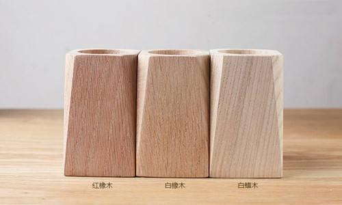 白橡与黄橡颜色区别_白蜡木和红橡木做家具哪个好?-鲁班到家