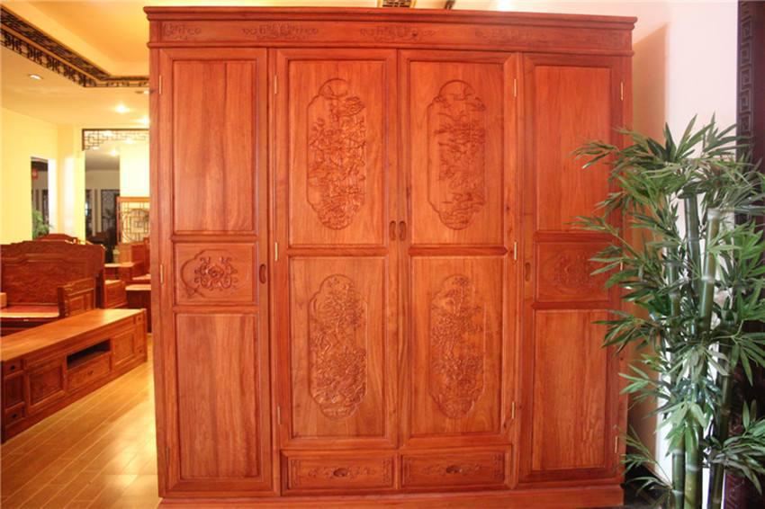 红松实木衣柜怎么样,实木衣柜的常用材质介绍