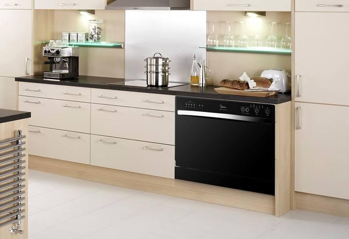 洗碗机尺寸 嵌入式洗碗机的安装方法
