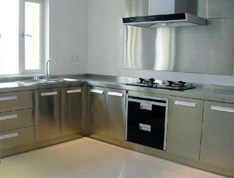 厨房不锈钢台面价格_不锈钢厨房台面质量及价格介绍-鲁班到家