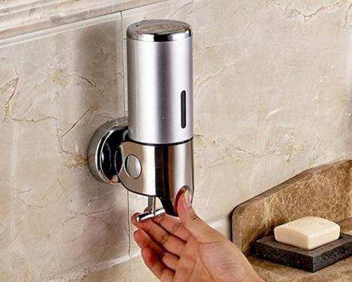 皂液器工作原理,不鏽鋼皂液器怎麼安裝
