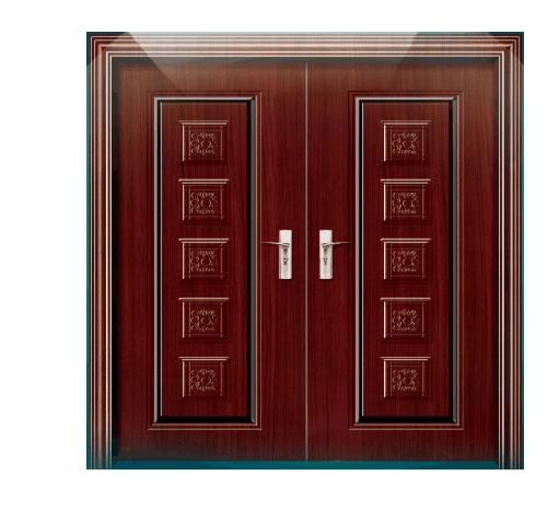 规则门、异型门尺寸的核算方式及公式:对开门