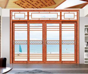 规则门、异型门尺寸的核算方式及公式:推拉门(滑门)带亮窗