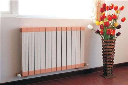 采暖散热器安装