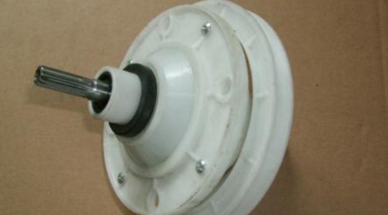 洗衣机减速器怎么安装