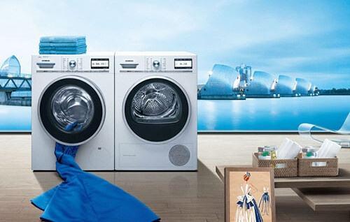 吉德洗衣机