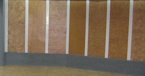 软木墙板有什么特点?