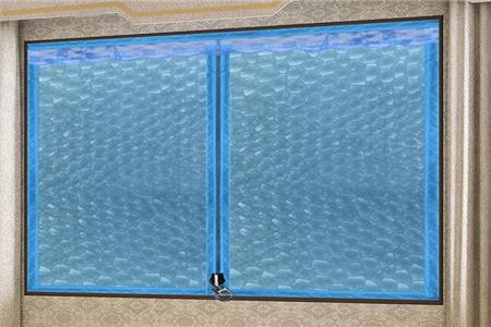 拉链窗帘安装方法介绍