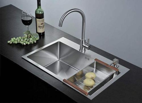 厨房淘菜盆下水管安装注意事项