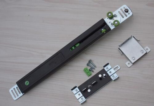 欧派克推拉门缓冲器的正确安装方法在这里!