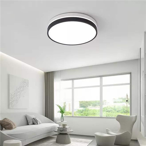 圆形吸顶灯灯罩怎么安装