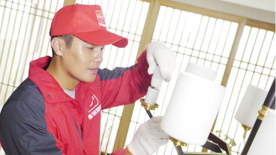 鲁班到家成为深圳线上名品家博会官方指定售后安装服务商