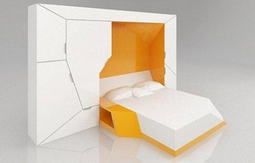 组装平装家具