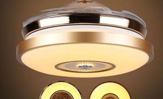 隐形吊扇灯有什么保养技巧