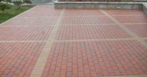 什么是广场砖?