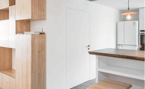 开放式厨房隐形门有什么种类?