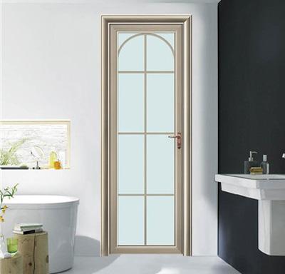 卫生间门双层玻璃怎么更换?