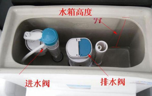 【马桶水箱修理】马桶水箱水漂坏了怎么更换