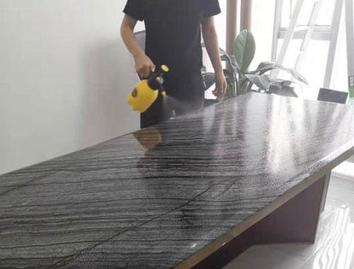 大理石桌面有裂缝修复步骤图6