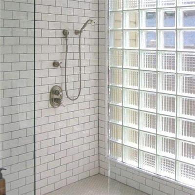 玻璃砖隔断墙施工工艺及注意事项介绍
