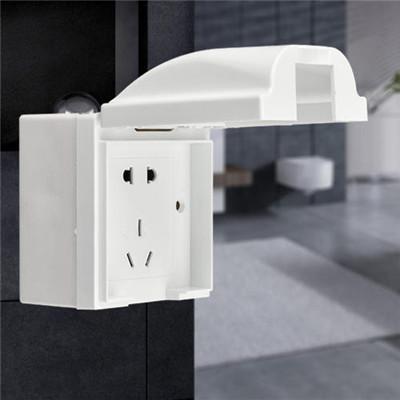防水插座怎么安装