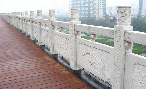 大理石栏杆安装方法及安装注意事项介绍