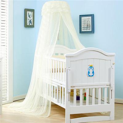 儿童蚊帐怎么安装与折叠 看完就懂了