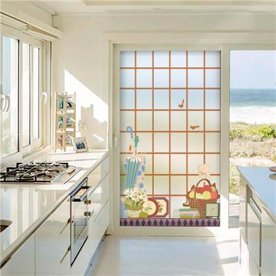 阳台玻璃防晒隔热膜怎么贴