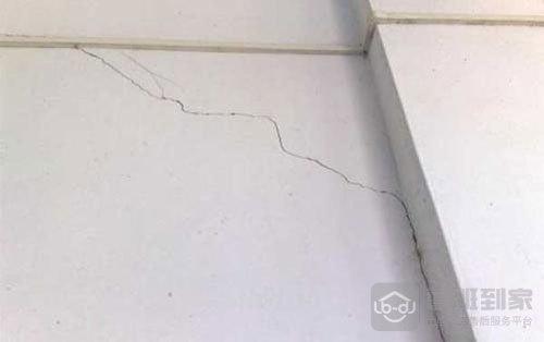 外墙裂缝漏水怎么修补