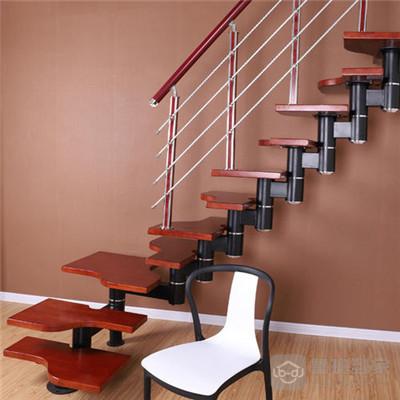整体楼梯怎么安装?大致分为这四步
