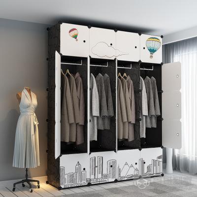 塑料衣柜怎么安装与拆卸