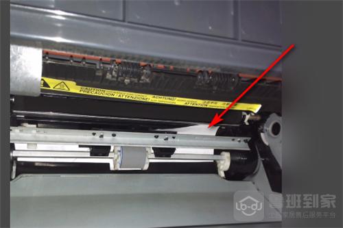 惠普打印机卡纸修理图3