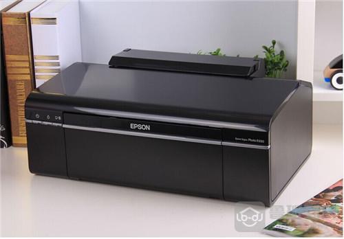 爱普生r330打印机怎么清洗喷头