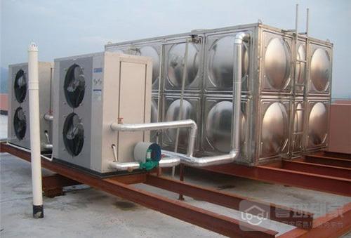 简述膨胀水箱的作用、工作原理及安装位置