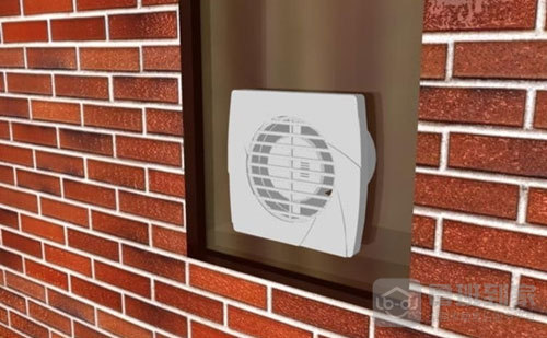 家用厨房排风扇怎么安装