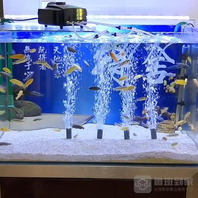 鱼缸增氧机怎么安装