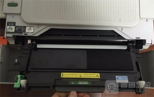 兄弟打印机更换墨粉图6