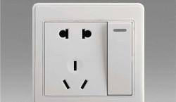 五孔开关插座