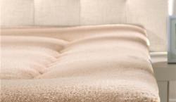 羊羔绒床垫