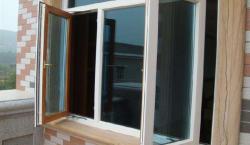 铝塑铝窗户