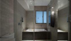 浴室玻璃隔断